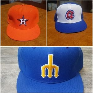 *HATS* 1970s-1990s. Snapback. Fitted. Vintage/Rare